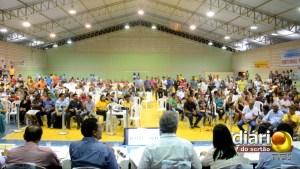 Plenária do Orçamento Democrático em Cajazeiras