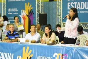 Vice-governadora na cidade de Pombal, Sertão da PB