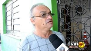 Vereador de Cajazeiras, Ivanildo Dunga