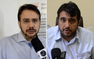 Carlos Antônio e André Gadelha