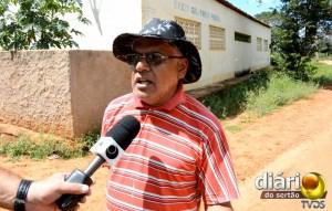 Ex-vereador Sebastião Lauderi