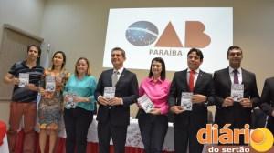 Evento realizado pela OAB Cajazeiras com presença do presidente da entidade