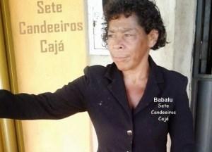 Babalu segue internada em Cajazeiras