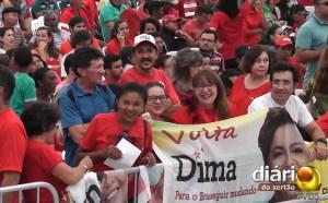 Membros do Sintep de Cajazeiras na audiência