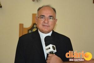 Monsenhor Agripino, diretor diocesano de Cajazeiras