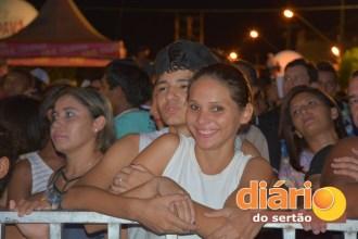 Segunda noite de festa do São João de Todos em Sousa (foto: Kyioshi Abreu)