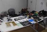 Acusados de assaltos na Paraíba