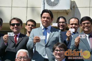 Presidente da OAB de Cajazeiras no destaque