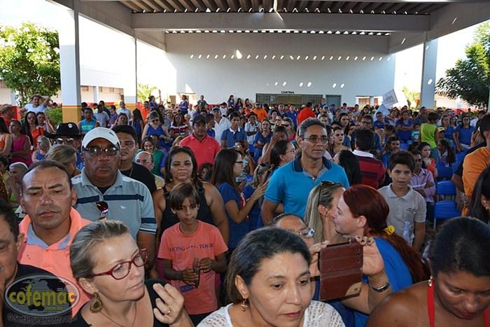 Convenção da oposição em Uiraúna (foto: Cofemac)