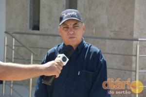 Osvaldo Moésia, diretor do Teatro Ica
