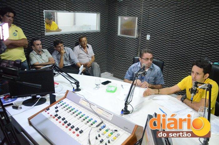 Entrevista com o candidato a prefeito do Lastro, Ataíde Gonçalves (foto: DS)