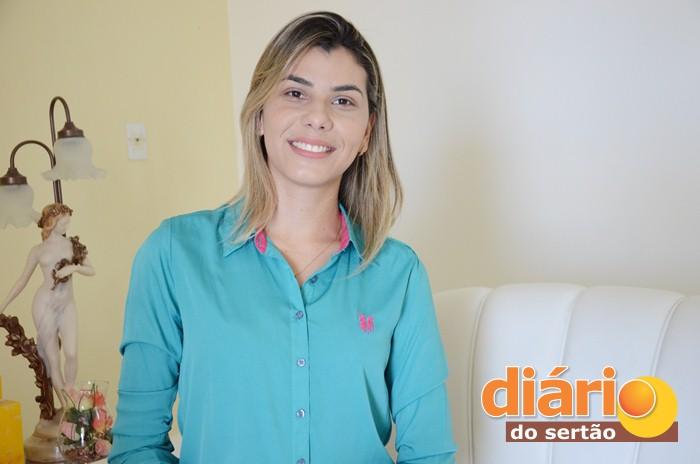 Kamilla Pires, psicóloga (foto: Charley Garrido)