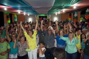 União marca convenção em Poço José de Moura