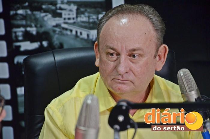 Zé de Pedrinho foi eleito Prefeito de Marizópolis (foto: Charley Garrido)