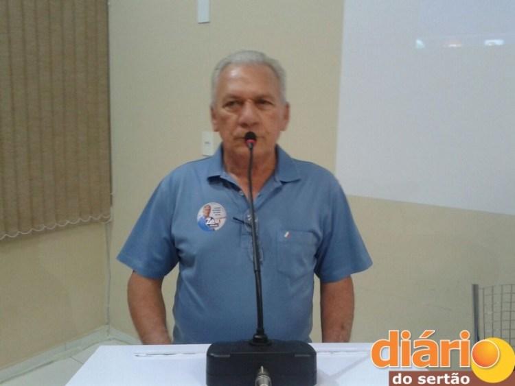 Candidato José Aldemir