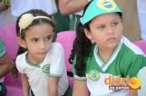 Momento cívico na Escola Presbiteriana em Sousa (Foto: Diário do Sertão)