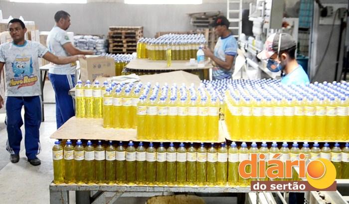 Empresa distribui produtos por todo o Nordeste (foto: Charley Garrido)