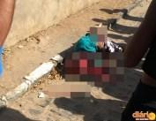 Ronivon foi assassinado na cidade de Cajazeiras