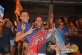 Jucinério Félix saiu de saia para comemorar vitória de Zé Aldemir em Cajazeiras