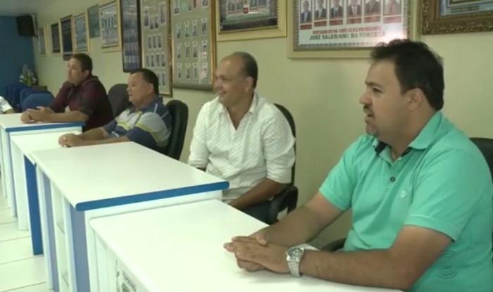 Vereadores da mesma família eleitos em Itaporanga