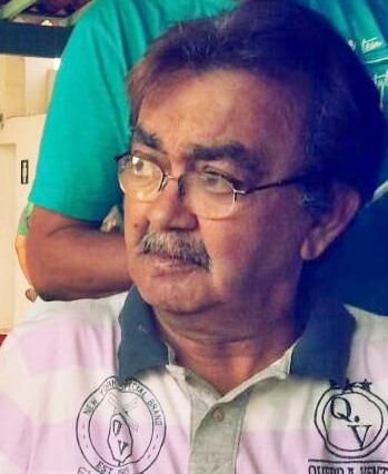 Geraldo Ramalho, tinha 66 anos (foto: arquivo familiar)