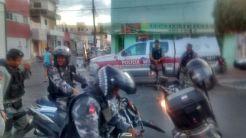 Abordagens tem como objetivo retirar de circulação armas, drogas e veículos irregulares (Foto: 13º BPM)