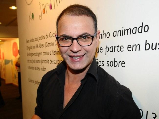 Ex-BBB Dicésar é o convidado especial do evento (Foto: Reprodução / Blog do Marcelo)