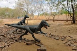 Vale dos Dinossauros, em Sousa