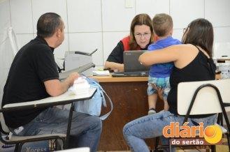 Caravana do Coração em Sousa (Foto: Diário do Sertão)