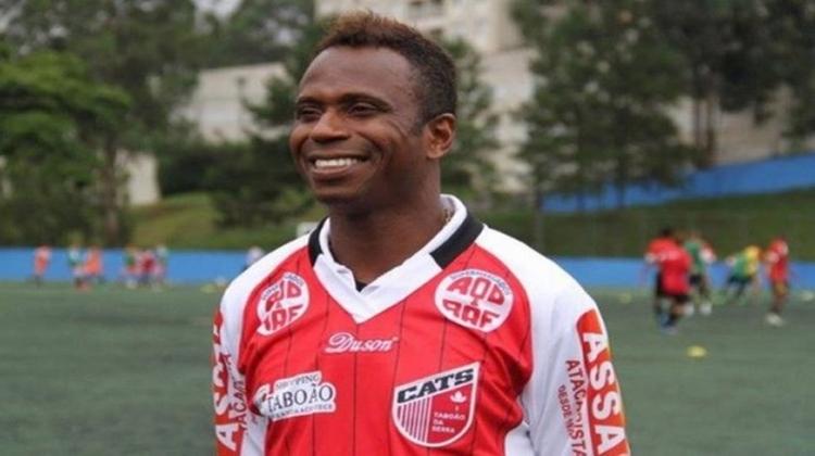 Edílson, ex-Benfica, detido pela terceira vez — Brasil