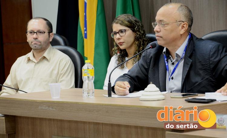 coren reuniao sousa - VEJA VÍDEO: Liminar proíbe enfermeiros de solicitar exames e COREN-PB se reúne com profissionais em Sousa