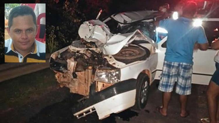 VÍDEO: vendedor sertanejo morre em grave acidente no Tocantins; outras três pessoas ficaram feridas