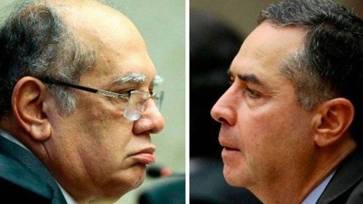 Em carta a Cármen Lúcia, Barroso rebate acusação de Gilmar Mendes
