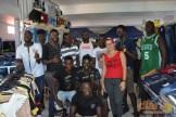 Feira Itinerante do Braz é composta por maioria de comerciantes autônomos africanos