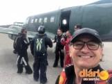 Dinarte Fernandes participou do treinamento (foto: arquivo pessoal)
