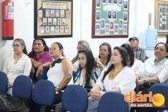 Sessão para regulamentação das 30H em Cuité