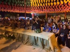 Deputado Wilson Santiago festeja o São João no sertão da Paraíba