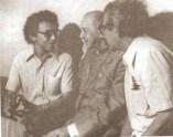 Cajá e Dom Hélder Câmara