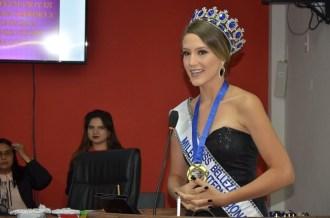 Miss Denise Vitória. Foto: Cavalcante Júnior