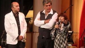 Ventura, Gladys y Layus