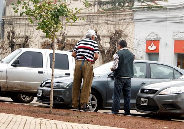 estacionamiento medido