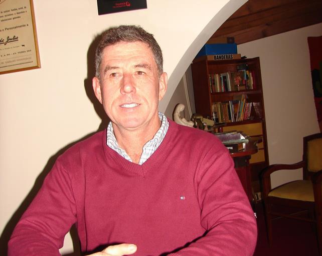 Juan José Gutiérrez participó de importante experiencia en Angola