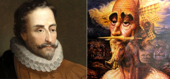 3255_Miguel de Cervantes y Don Quijote
