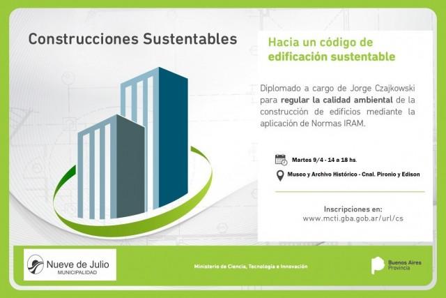 construcciones sustentables.