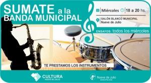 banda MUNICIPAL 2019