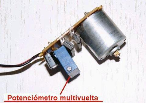 potenciometro multivuelta - Electrogeek