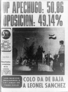 """""""La Tercera de la Hora"""", 6 de abril de 1971."""