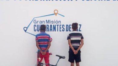 Photo of Polianzoátegui detiene a dos adolescentes por hurtar una bicicleta en El Tigre