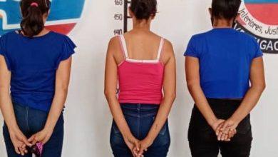 Photo of Poliguanipa arrestó a tres mujeres por hurtar un comercio