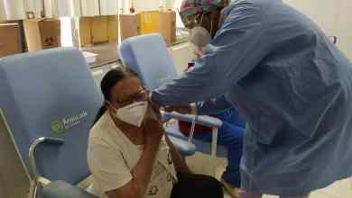 Photo of Inició vacunación contra el Covid-19 para adultos mayores en Lechería